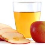 Hacer jugo de manzanas
