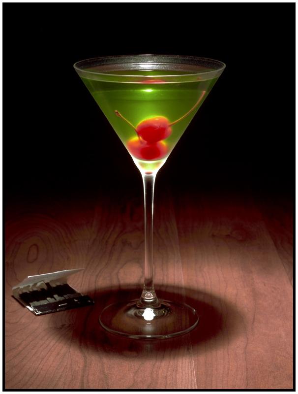 Martini-de-Manzana
