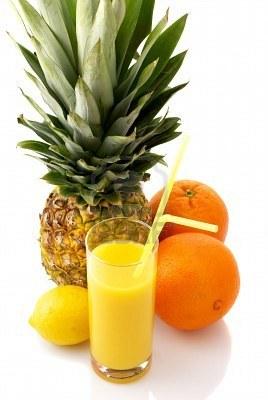 Ananá-Naranja-Limón