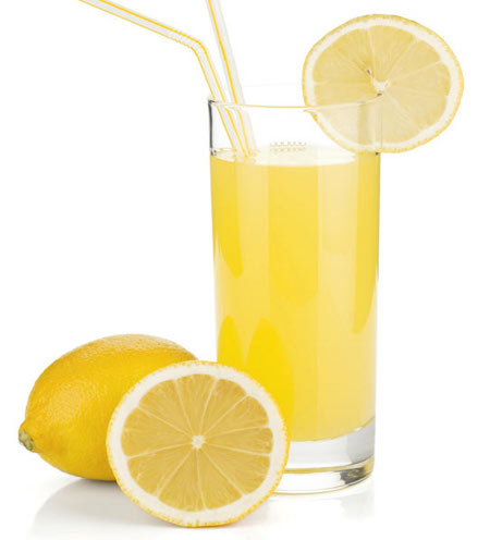 jugo de limon rapido